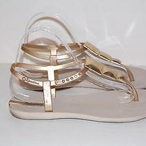 Ipanema Womens Rubber Sandals Shoe Size 8 Photo