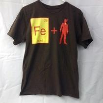 Iron Man Tony Stark Marvel Comics Elements T Shirt Medium Photo