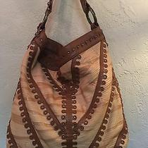 Isabella Fiore Leather Handbag Photo