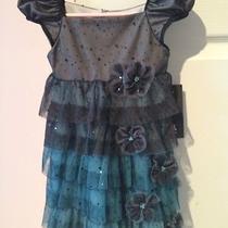 Isobella & Chloe 2t Holiday Dress Nwt Photo