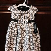 Isobella Chloe Holiday Party Dress Size 3t Photo