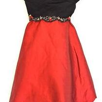 Isobella & Chloe  Holiday Velvet Dress Size 4t Photo