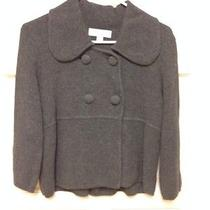Issac Mizrahi for Target Gray Sweatercoat- Medium - Free Ship- So Cute Photo