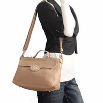 Italian Leather Browns Handbags Purse Hobo Bag Satchel Tote Clutch Photo