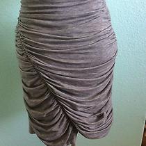 Item Cm-13 Rag & Bone Ny Designer Grey Skirt Photo