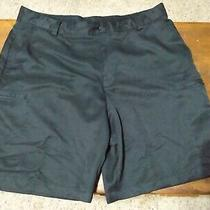 Izod Golf - Mens Size 38 - Black Golf Shorts Worn Once Excellent Condition Photo