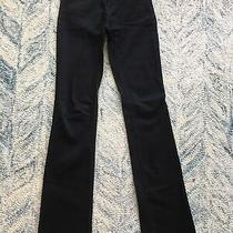 J Brand Black Boot Cut Jeans - Size 25  Photo