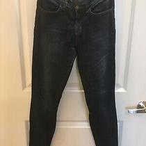 J Brand Dark Wash Cotton Skinny Leg Jean Pants Size 26 Photo