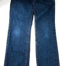 J Brand Dark Wash Pure Size 7 / 8 Excellent Condition  Photo