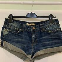 J Brand Denim Shorts Size 28 Photo