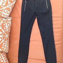 J Brand  Lacquered Black Quartz  Skinny in Size 25 Photo