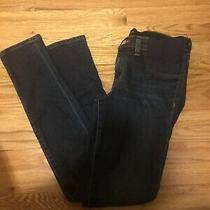 J Brand Mama J Skinny Maternity Jeans Fleeting Size 26 Photo