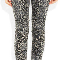J Brand Snow Leopard Jeans Photo