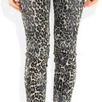 J Brand Snow Leopard Jeans Photo