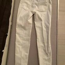 J Brand White Size 26 Jeans Women's Photo