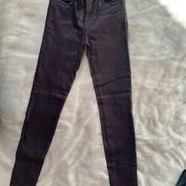 J Brand Women's 'Ruby' Maria Sparkly Jeans. Size 27. Rrp 220 Photo