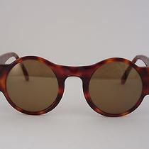 J.c. De Castelbajac Sunglasses Rare Unique Designer Round Vintage Nos Photo