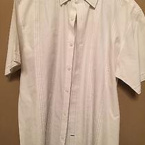 J Campbell Los Angeles Men's Short Sleeved Shirt Size M Photo