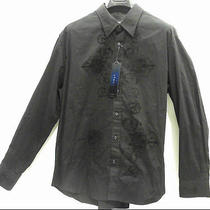 J. Campbell Los Angeles Mens Xl Aires Shirt Black Nwt Photo