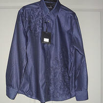 J. Campbell Los Angeles Nwt Size Large Stunning Men's Shirt Photo