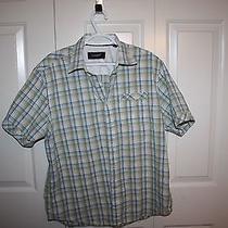 J. Campbell Men's Short Sleeve Shirt Size Xl Photo