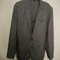 J Crew Baird Mcnutt Men's Linen Blazer Jacket Size 38r Photo