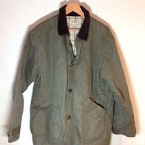 J.crew Barn - Field Jacket/coat Green Large Photo
