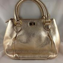 J. Crew Brompton Mini Hobo Handbag Gold Photo