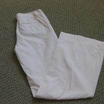 J.crew Classic Broken in Chino Pants Flare Leg Pink Blush Sz 0s Altered to 00  Photo