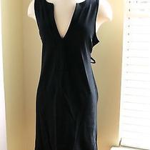 J.crew Cotton Black Dress Photo