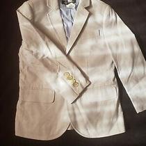 J. Crew Crewcuts Thompson Suit Blazer  Size 4-5 Photo