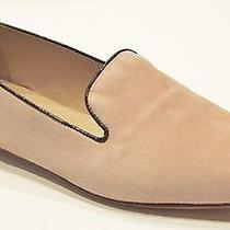 J Crew Darby Suede Loafers10 Blush Stone Photo