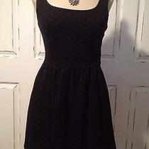 J Crew for Madewell Black Dot Fun Dress Sz M Nwt Photo