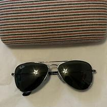 J Crew Kids' Ray-Ban Jr. for Crewcuts Aviator Sunglasses New Children Sz Photo