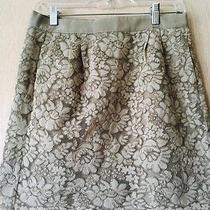 J. Crew Lace Skirt Photo