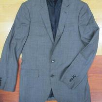 J.crew Ludlow Gray Wool 2 Button Blazer Jacket - Size 38 R Photo