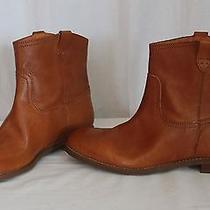 J Crew Madewell the Otis Boot Soft Mahogany Size 9 Photo