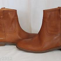 J Crew Madewell the Otis Boots Soft Mahogany/brown Size 9 Photo