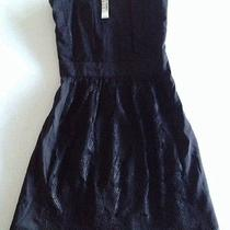J Crew Nwt 198 Madewell Strapless Lace Dress Size 0 Black Style 21729 Photo