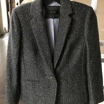 J.crew Petite Campbell Blazer in Sparkle Donegal Wool 4p Photo