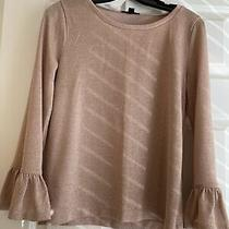 J Crew Rose Gold Top Size S Photo