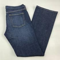 J.crew Stretch Denim Jeans Men's 31r Blue Hipslung 5-Pocket Medium Washed Casual Photo