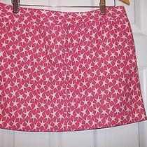 J.crew Women's Fuschia (Pink) Mini Skirt Size 10  Photo
