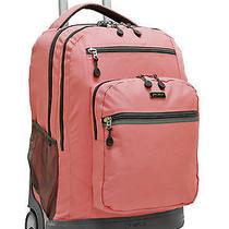 J World Sundance Ii Laptop Rolling Backpack Photo