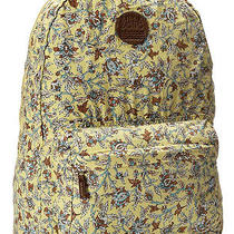 J749 - Billabong Mantra Lightweight Backpack  Nwt Floral Print - 19237 Photo