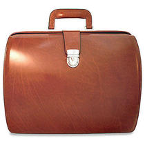 Jack Georges Elements Collection Classic Briefbag Cognac 4505-Cognac Photo
