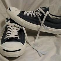 Jack Purcell Converse 11.5navylow Tops. Photo