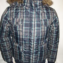 Jacket Blowout 4139 Winter Jacket Youth Large Good Used Photo