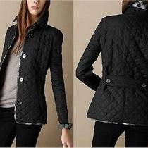 Jacket Burberry Quilted Black  Photo