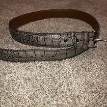 Jacob Hill Leather / Piedmont Genuine Alligator Belt -